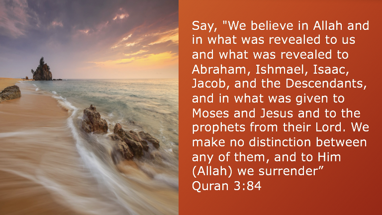 The Basic Beliefs In Islam. Abraham, moses, jesus, Isaac, qoeace.net