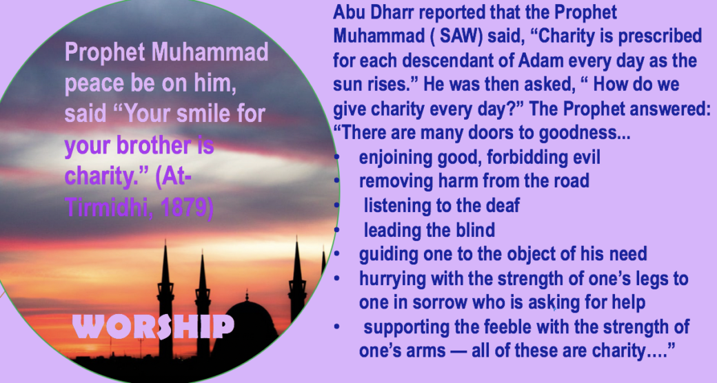 Purpose Of Worship In Islam, forgiveness