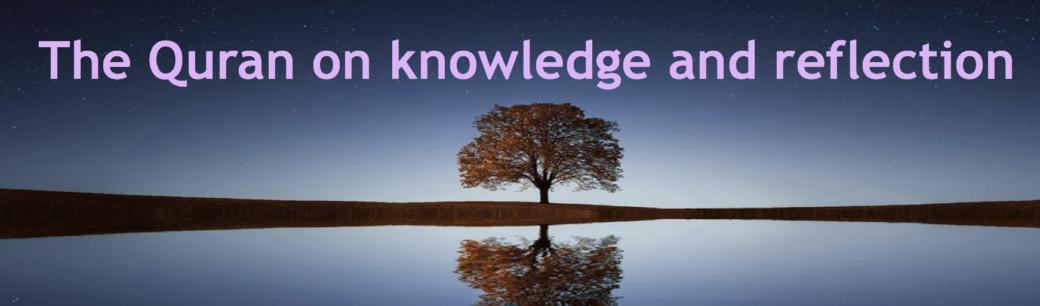knowledge, forgiveness