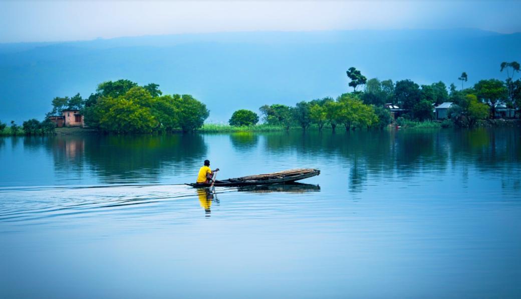 Muslim Countries Around The Globe: Bangladesh. natural beauty. qpeace.net