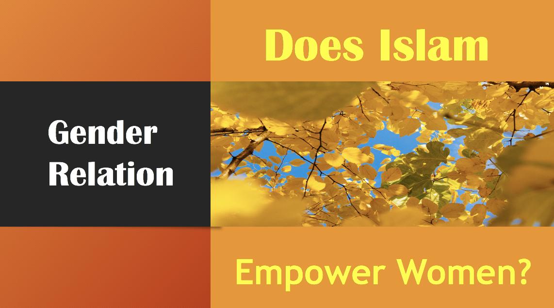 Does Islam Empower Women? qpeace.net