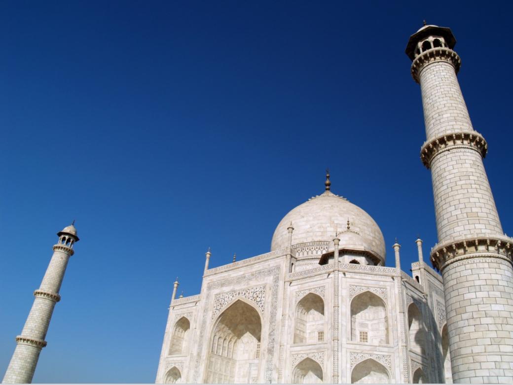 Muslims Around the Globe, India. The Taj Mahal