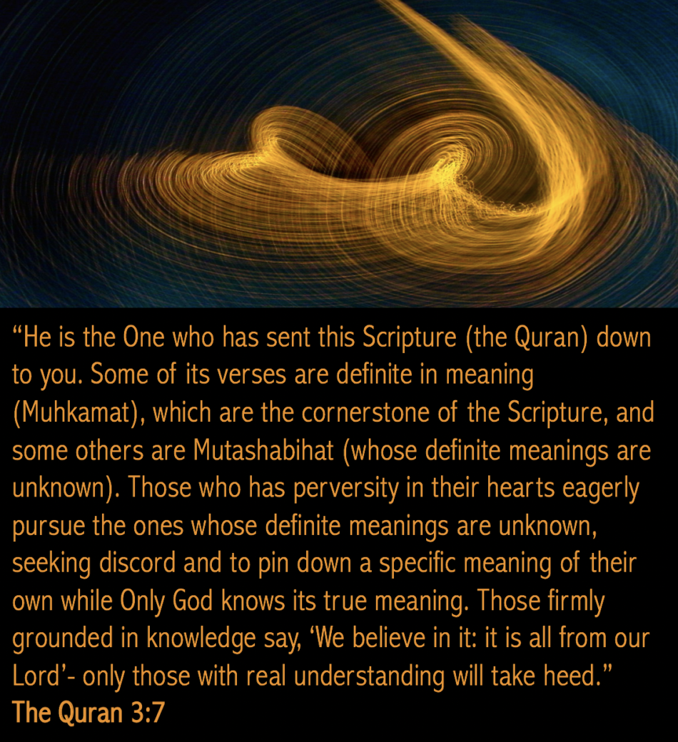 The Qurans consistency with science